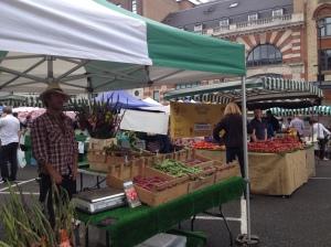 2nd marleybone farmers market
