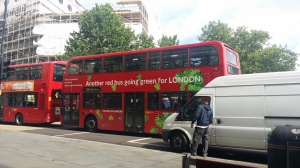 london  double decker busses