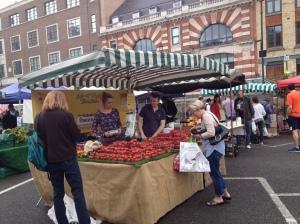 marleybone farmers market